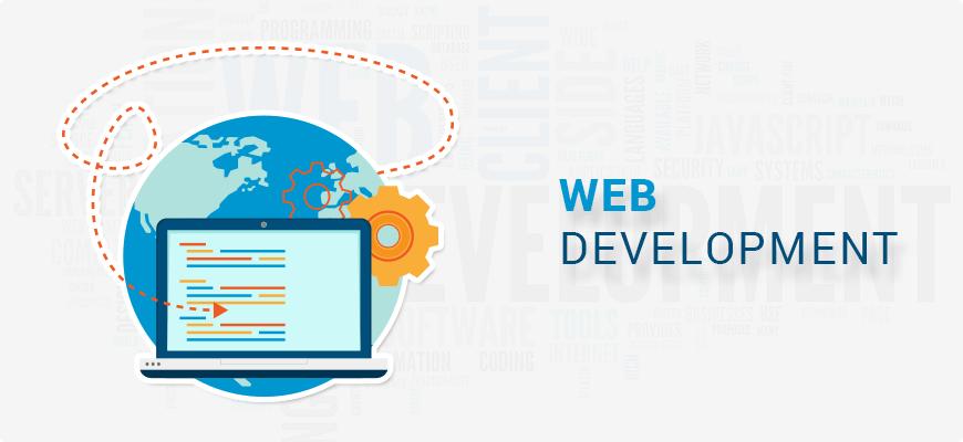 Web Development Services at Sixpath Technologies